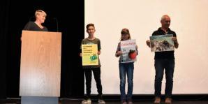 Abschlussveranstaltung Klimaschulen 2018