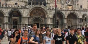 Italienreise der 4a Klasse